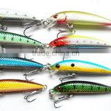 2015 New Design Soft VIBE Lure Made of TPR Fishing Bait/manufacture made lures