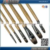 Made In China Lot Stock Filbert Brush Sizes