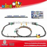 electric toy train sets bridge, corridor station and tunnel toy rubber track electric toy train sets electric train