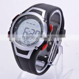 New Men Digital Waterproof Cold Light Heart Rate Monitor Wireless Chest Strap Sport Watches SK SV007723