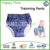 Happy Flute All in One Organic Baby Training Pants Washable Reusable Baby Training Pants
