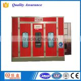 Qiangxin Brand Car Used Paint Booth With Drying Performance