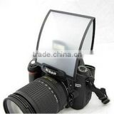 camera accessories Internal Flash Diffuser soft screen Softens Harsh shadows for all DSLR camera
