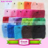 2015 Latest 20colors Girl Crochet Tube Top, Tutu Tops For Girls