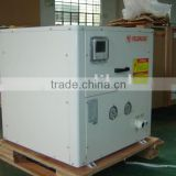 Inquiry About ground source water to water heat pump