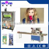 Automatic Flow Pack/Packaging Machine / Popsicle Machine / Popsicle Production Line                                                                         Quality Choice