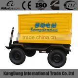 China Generator Weichai 60Hz 100kW/125kVa Mobile Type Diesel Generator Sets