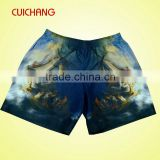 Sublimation beach shorts hot girl sexy picture&mens beach shorts&beach shorts cc-192
