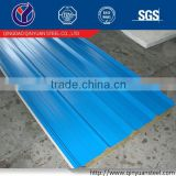 long span color coated corrugated roofing sheet, Gauge Thickness Galvanized Corrugated Steel Sheet
