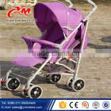 EN1888 approved baby pram / fashionable travel system baby pushchair / safety classic baby stroller