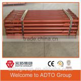We supply heavy loading construction building painted, galvanized scaffolding adjustable steel props