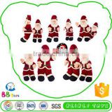Factory Driect Sale Superior Quality Advantage Price Custom Made Stuffed Animals Christmas Santa Claus