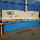 QC12Y-6x3200 hydraulic guillotine shearing machine with different specifications for sale