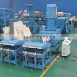 automatic sofa cushion filling machine by vacuum filling method with CE
