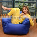 Arm Chair Beanbag,bean bag chair,indoor or outdoor bean bag,comfortable chair,gardon chair