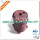 Guanzhou OEM water pump cast parts cast housing cast stainless custom component castings