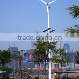 High power off-grid hybrid solar and wind LED street light system(High quality best service in China)