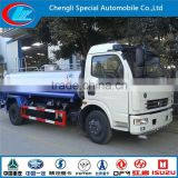 Dongfeng 4X2 water cart spray truck 6 wheels water vehicles 7ton 8ton water cargos 140hp Dongfeng water lorry