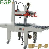 Automatic Top and Bottom Belts Driven Carton Sealing Machine, Carton Sealer, Adhesive Tape