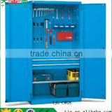 TJG-CW08 Taiwan Storage Cabinet With Doors For Garage Workshop