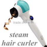 2016 New Pro Hair Curler Styler Heating Hair Styling Tools Automatic Hair Curling iron Roller Curling Wand EU US AU UK Plug
