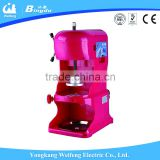WF-A288 hot sale Electric and manual snow ice shaver machine Shaved Ice Block shaver Machine