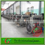 Sell Water cooled engine 4 cylinder 4 stroke Chinese engine made in China 1500rpm with low noise and use to water pump