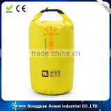 Nylon,pvc tarpaulin or ployester or nylon Material waterproof and Outdoor Sport Use dry bag
