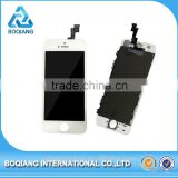 MOQ 10 PCS 3A Grade China Factory High Qulity Lowest Price Original LCD Screen For Apple iPhone 5c 4.0''
