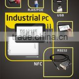 2014 new 10.1inch Industrial tablet pc Quad core with NFC, RFID , RS232 ,Built in RJ45 bluetooth tablet pc