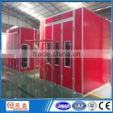 hot sale used spray booth for sale(QX2000AB electric heating)