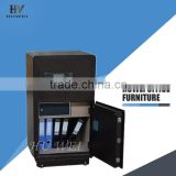 Black Hot office box safe for sale with electronic digital lock