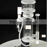 2014 new design marine aquarium Porpoise mini acrylic protein skimmer for less than 150L water
