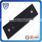 Hot sell metal rfid tag support ISO18000-6C(EPC GEN2) protocol ABS material with 100*30*3.5mm
