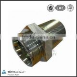 Quick connect water stainless steel fitting pipe