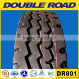 Double Road all steel radial truck tire 7.00R16 TBR tyre
