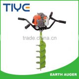 Strong Big Power Tree Planting Machines Ground Drilling Machine Earth Auger Drill Machine