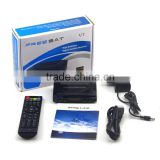 1080P Full HD Youtube Free Porn Video DVB-S2 Satellite Receiver Freesat V7 IPTV Set Top Box With Powervu DRE & Biss Key