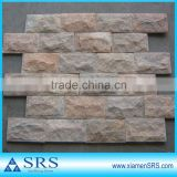 natural quartz mushroom stone for wall cladding
