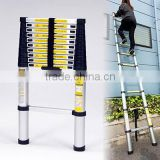 2.6m Aluminum telescopic ladder, EXTENSION LADDER
