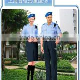 fashion security uniform,2014 new fashion security uniform custom designsecurity guard uniform