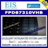FPD87310/VHB - Universal Interface XGA Panel Timing Controller with RSDS™ (Reduced Swing Differential Signaling) and FPD-Link