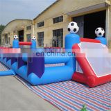 High quality certificated soap filed inflatable soap inflatable soccer ball