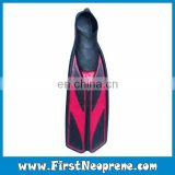 Buoyancy Driven Power Diving Training Pool Swim Fins