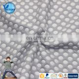 Hotsale Polyester Or Cotton Weft Knitted Air Layer Double Sided Quilted Jacquard Mattress Fabric
