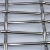 Slot Hole Crimped Wire Mesh