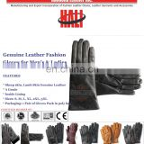 Leather Gloves | Fashion Leather Gloves | Sheep Nappa soft Gloves