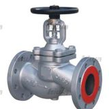 Globe Valve Bellow Seal acc to GB/DIN