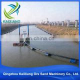 low price  Kaixiang Hydraulic River Sand Dredger Cutter Suction in sale