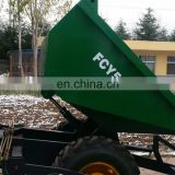 Factory direct export FCY50 5 ton diesel tipper dumper truck